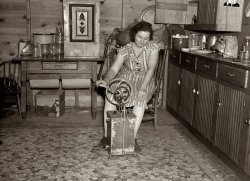Country Kitchen: 1936