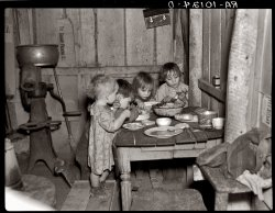 A Poor Diet: 1936