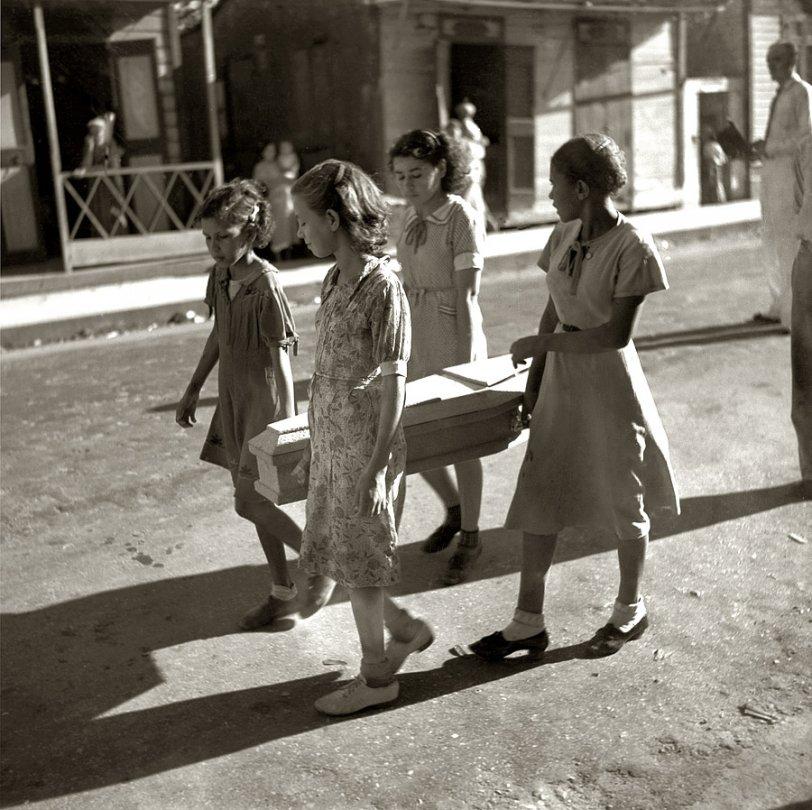 Pallbearers: 1938