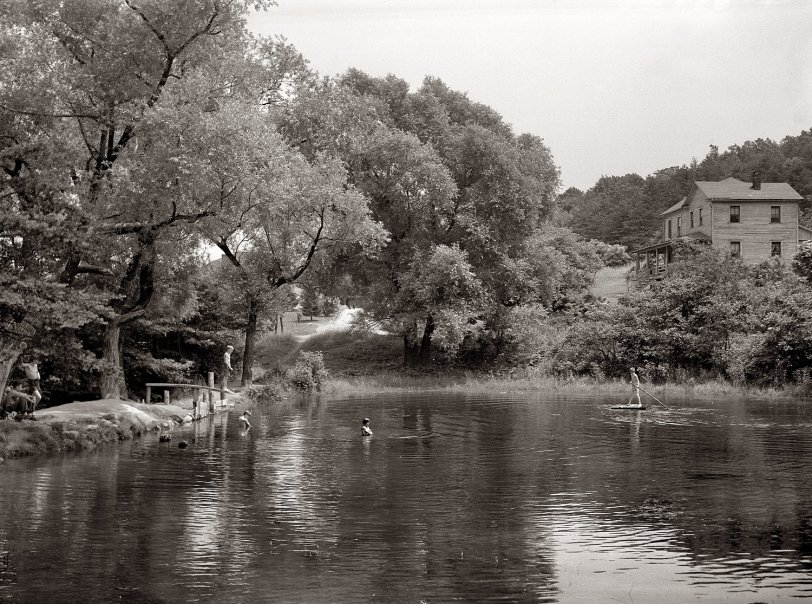 The Old Swimming Hole: 1941