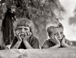 Dust Bowl Kids: 1936