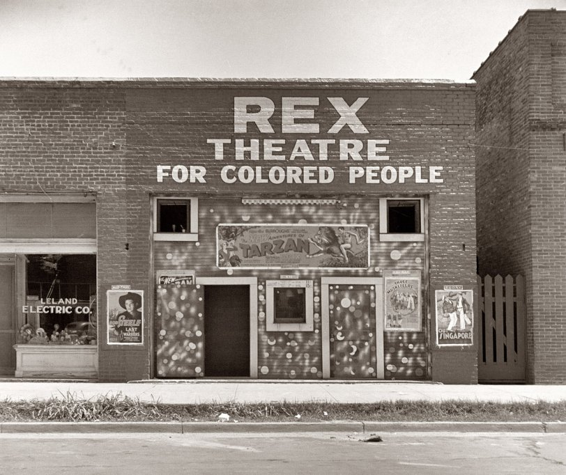 Rex Theatre: 1937