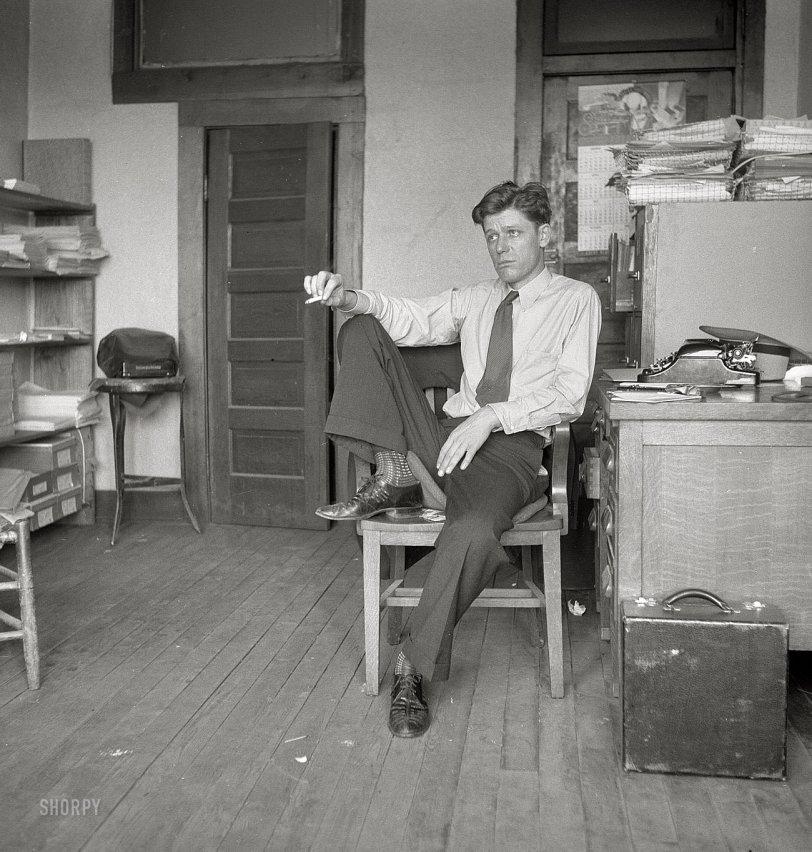 Union Man: 1938