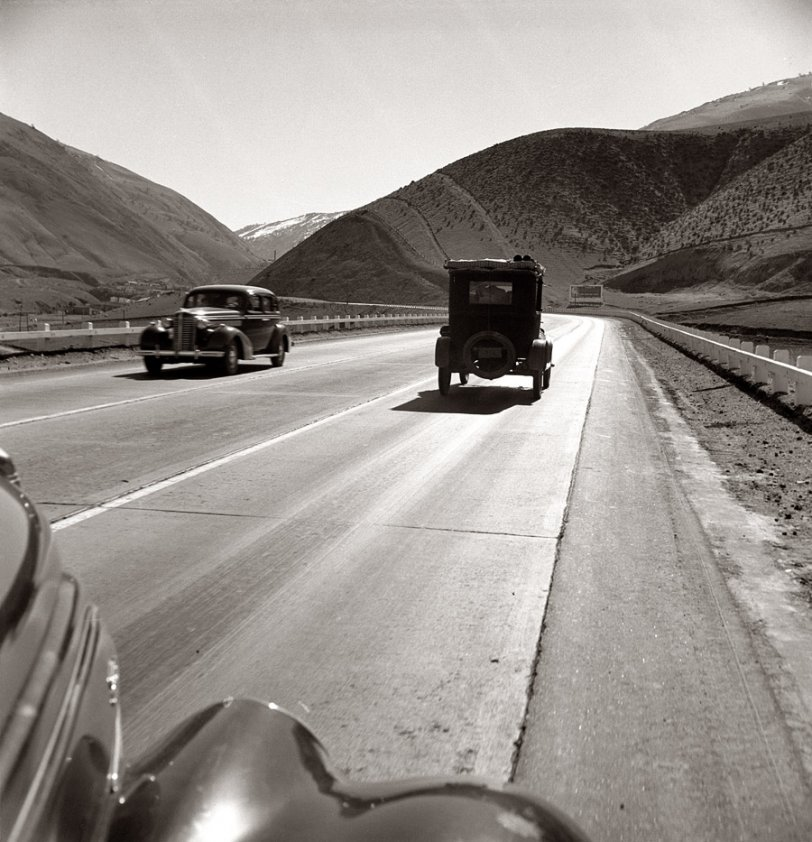 Migrant Jalopy: 1939