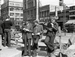 Unemployment Lineup: 1939