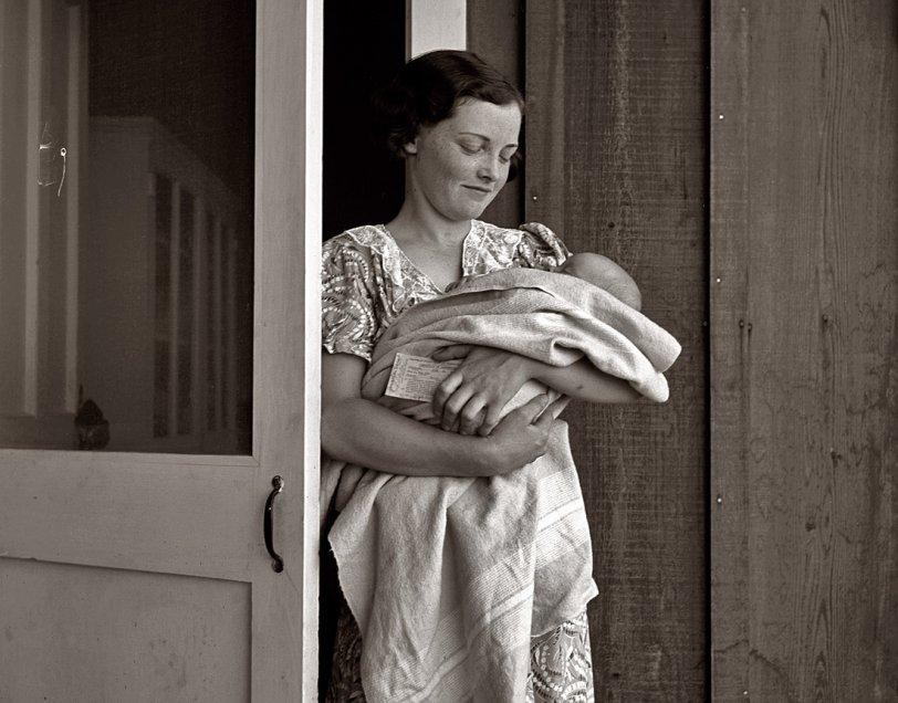 Sick Baby: 1939