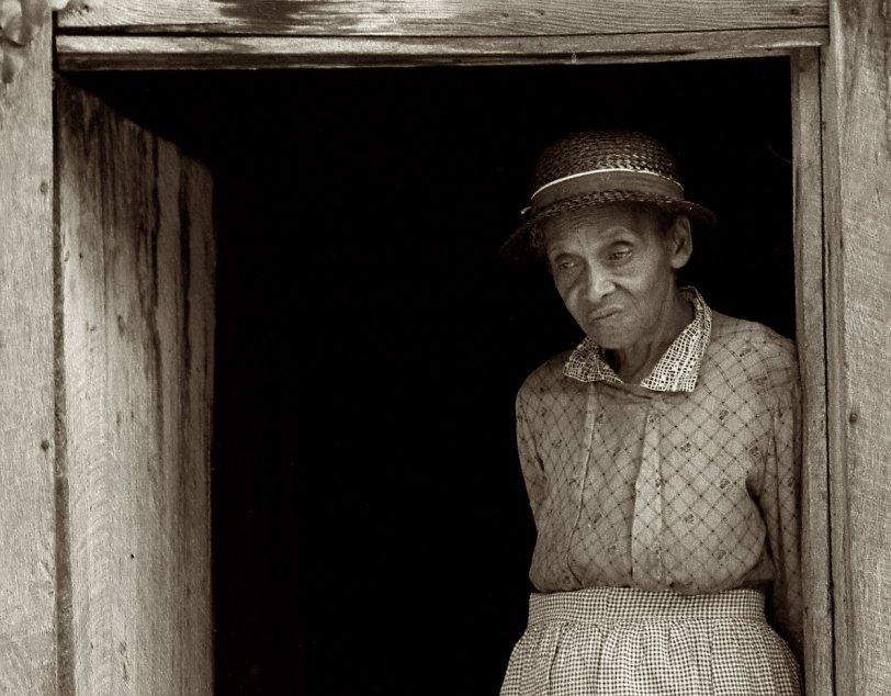 Portrait of Caroline: 1939