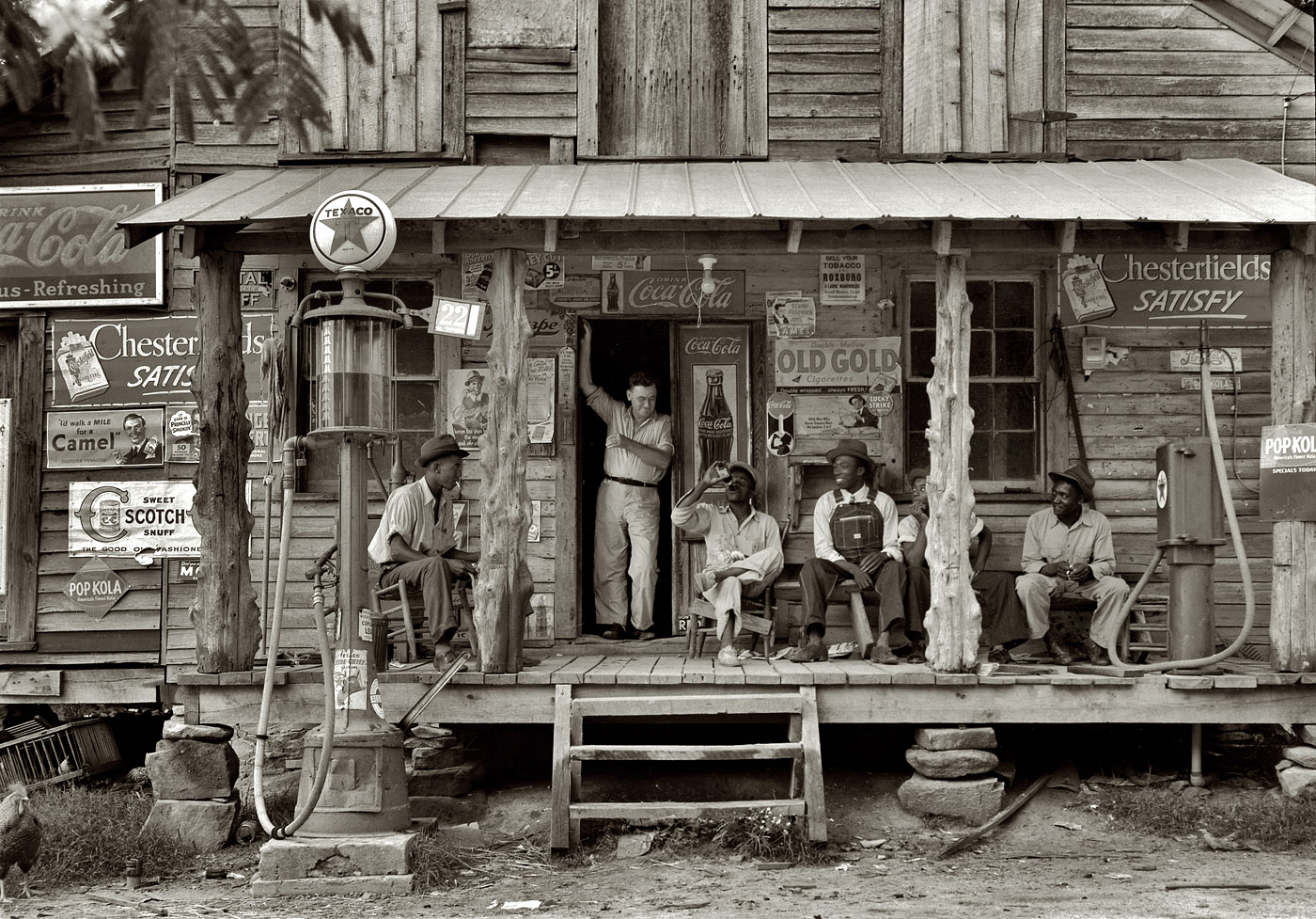 Photo - Country Store, 1939