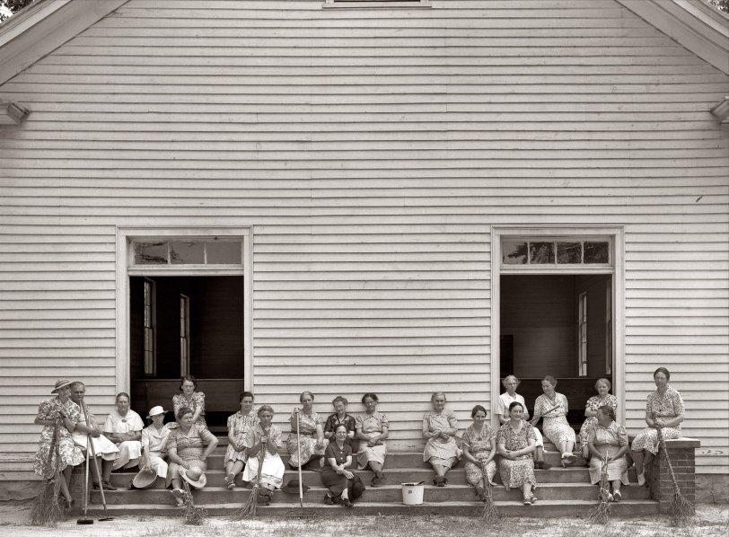 Wheeler's Church: 1939