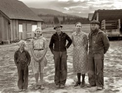 Stump Ranchers: 1939