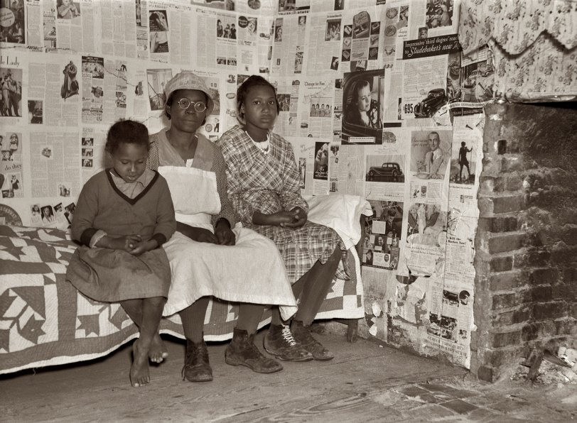 Papered Over: 1937
