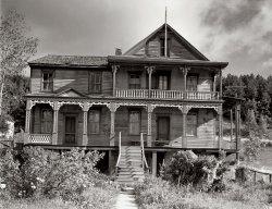 Termite Motel: 1937