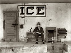 The Ice Man: 1939
