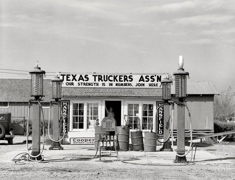Texas Truckers: 1939