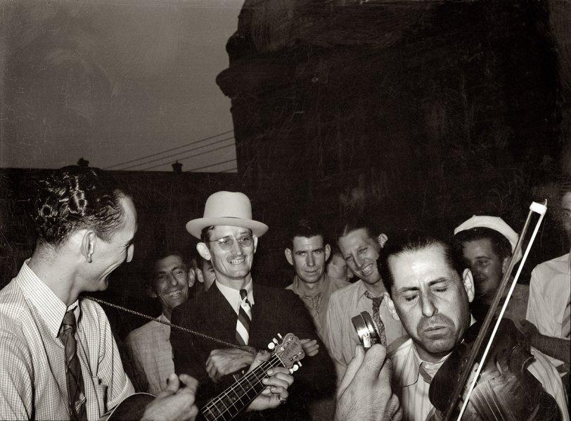 Cajun Cooking: 1938
