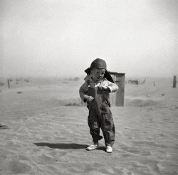 Dust Bowl Boy: 1936