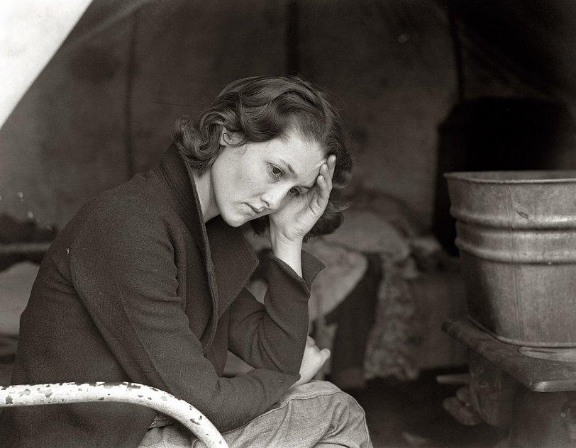 Migrant Daughter: 1936