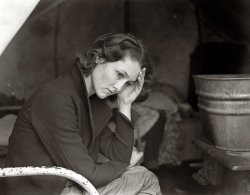 Migrant Daughter: 1936