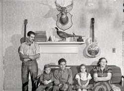 The Handsome Family: 1941