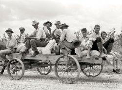 Grocery Run: 1940