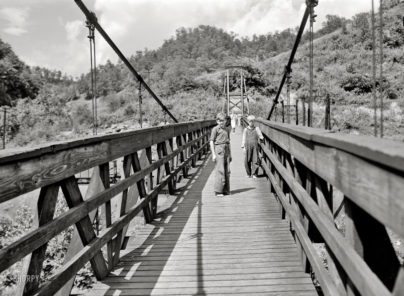 Hazard Bridge: 1940