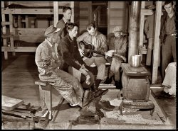 Bunkhouse Boys: 1940