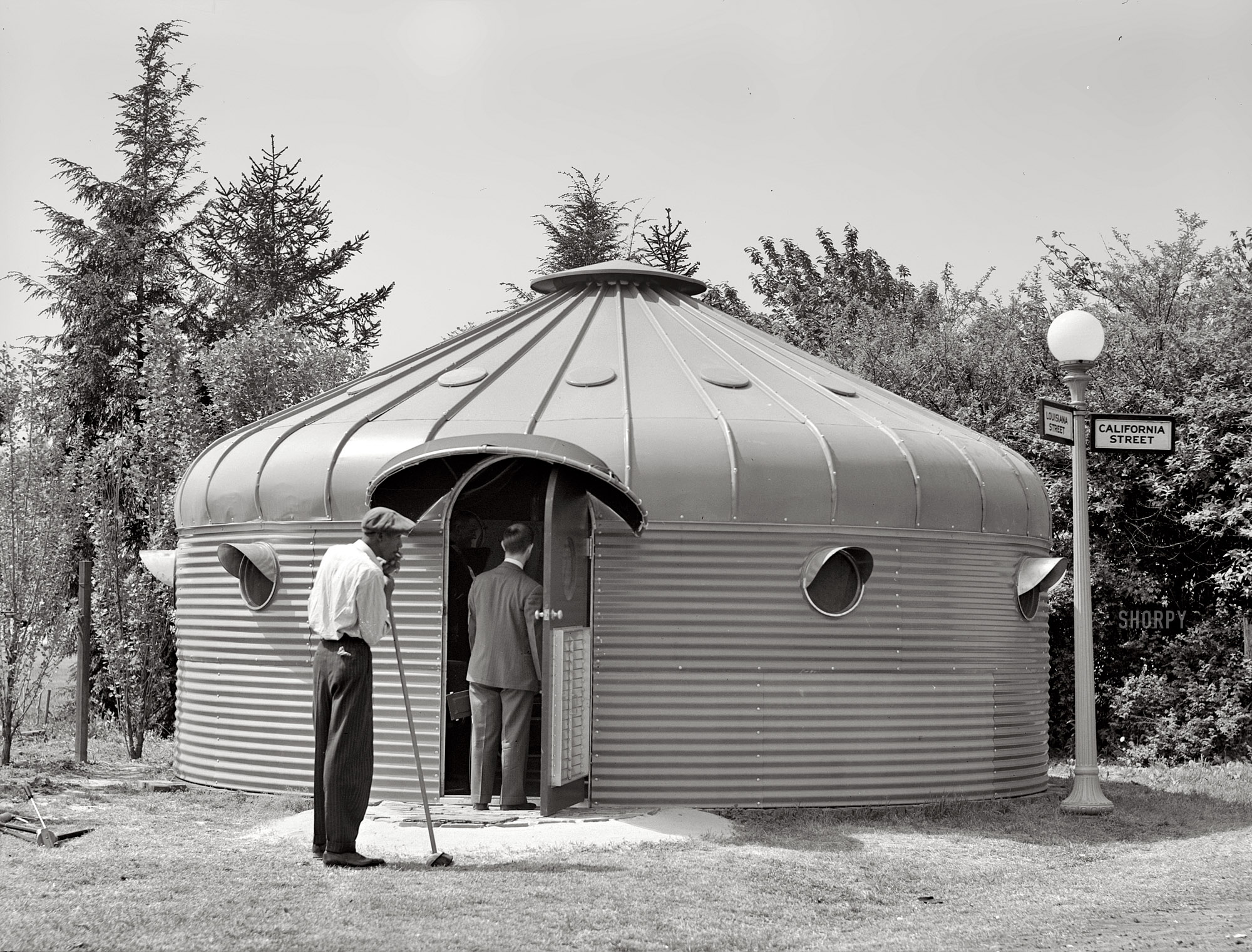 Dymaxion House on Geodesic Dome Home Floor Plans