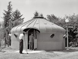 Dymaxion House: 1941