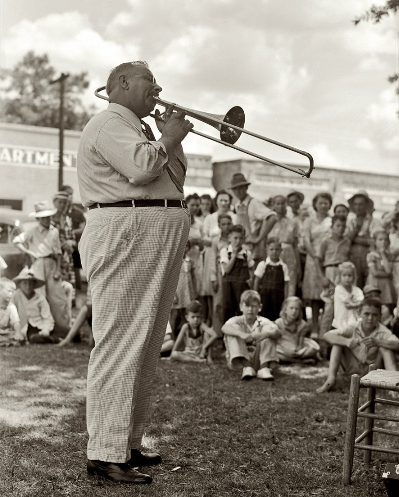 An Old Southern Melody: 1941