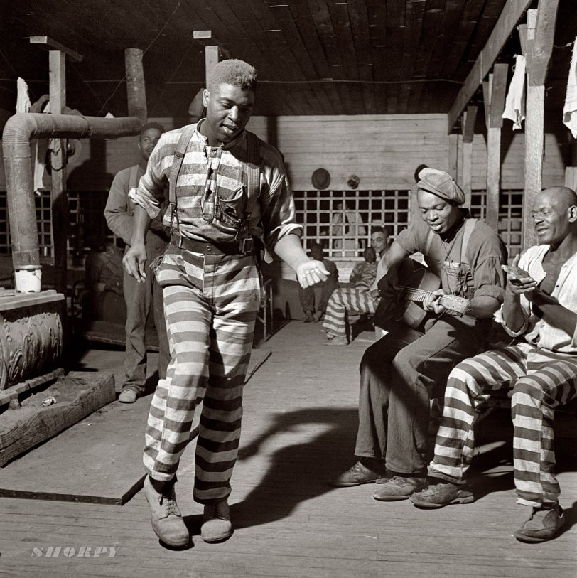 Jailhouse Rock: 1941