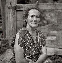 Mountain Woman: 1940