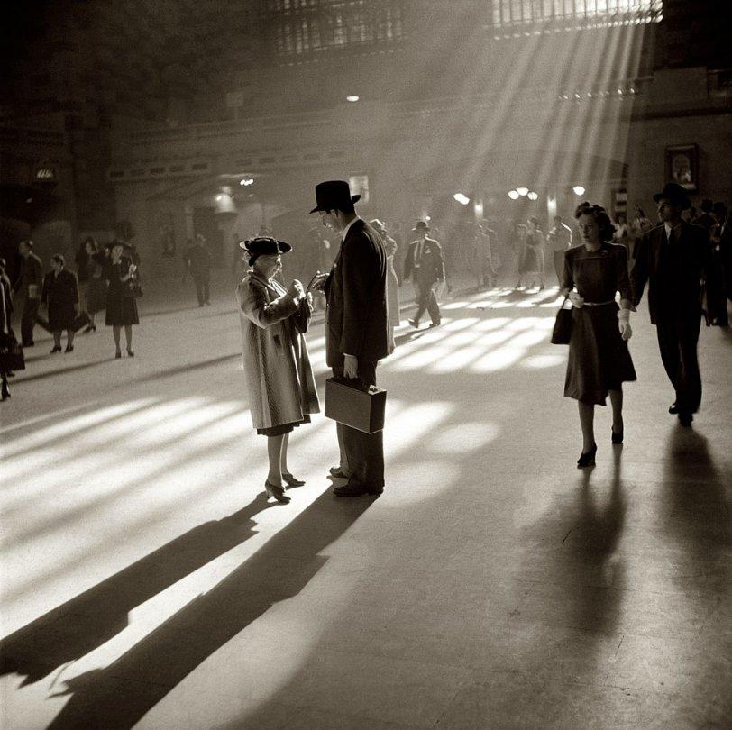 Grand Central: 1941
