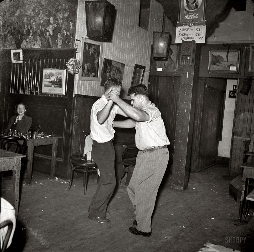 One Last Dance: 1941