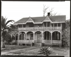 Gingerbread House: 1936