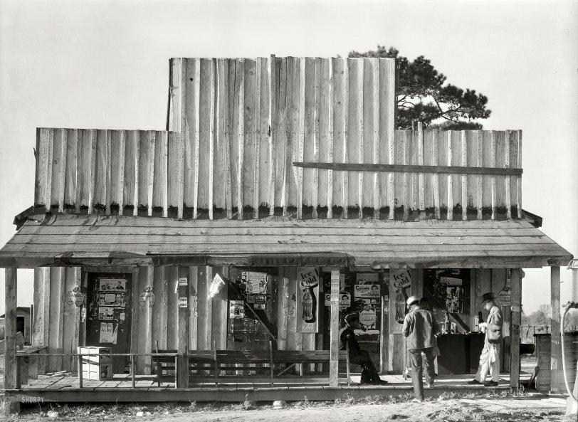 Cracker Barrel: 1936
