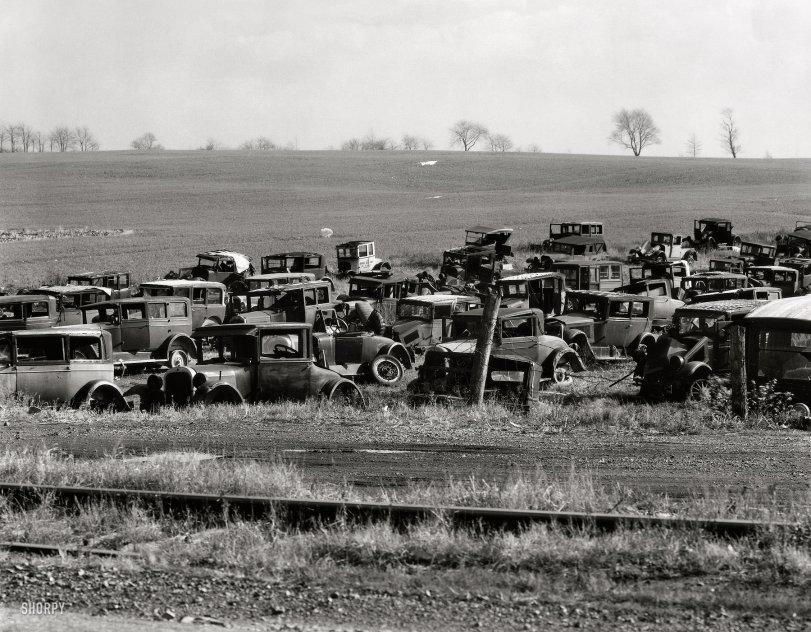 Junkscape: 1935