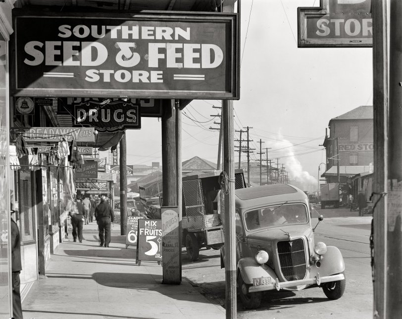 Seed and Feed: 1935