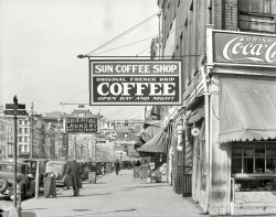 Sun Coffee Shop: 1935