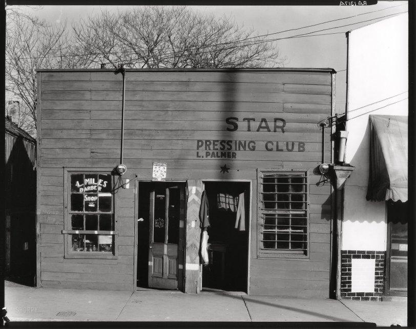Star Pressing Club: 1936