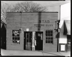 Star Pressing Club: 1936