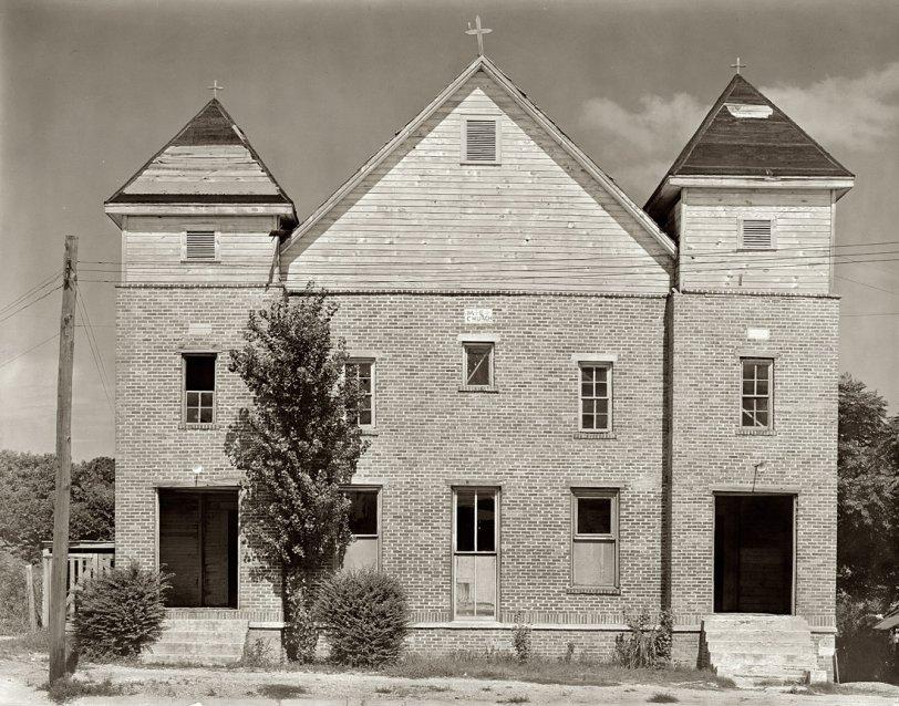 Country Church: 1936