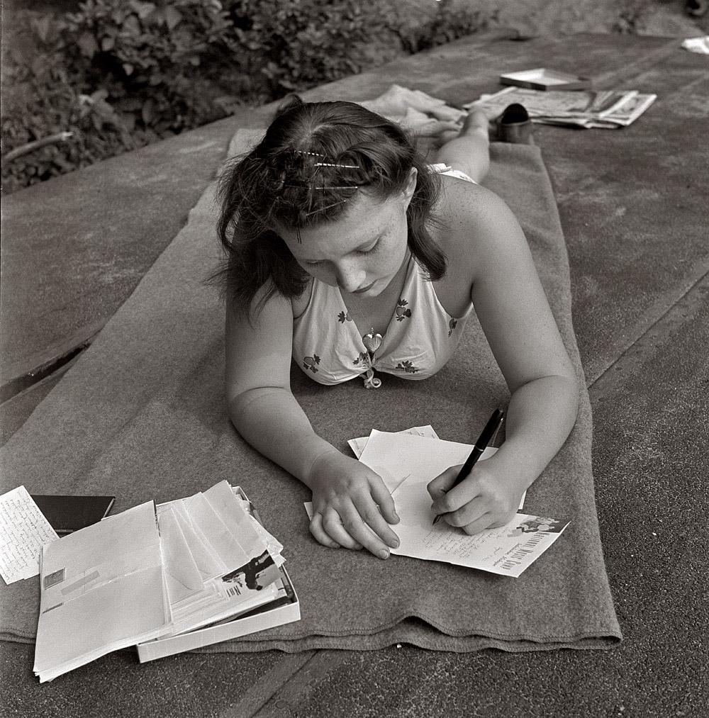 arthur letter writing