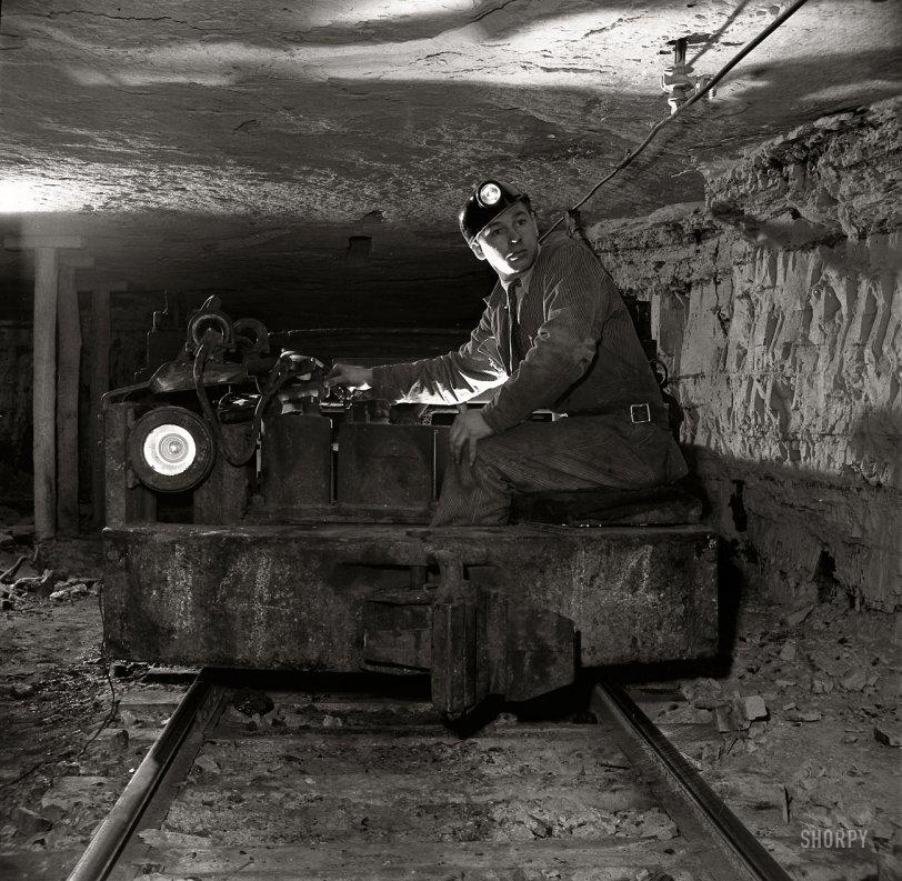 Underground Railroad: 1942