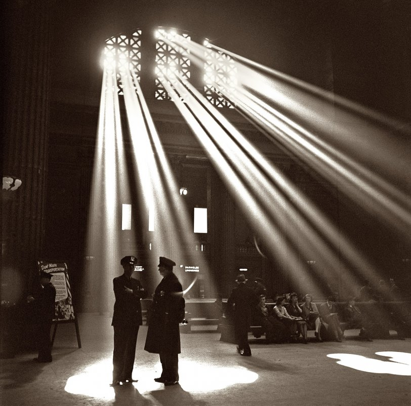 Union Station: 1943