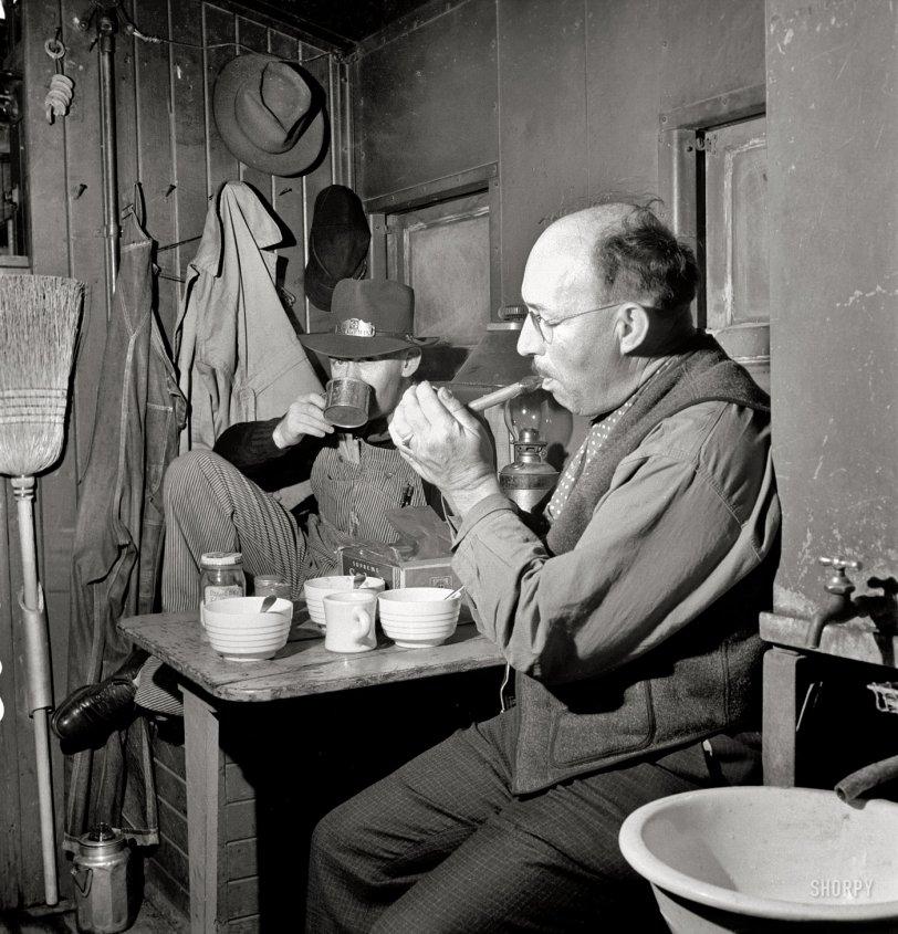 Jim and Jack: 1943