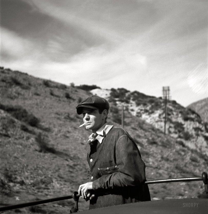 Santa Fe Brakeman: 1943