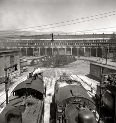 Roundhouse: 1943