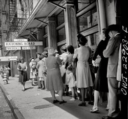 The Shoe Line: 1943