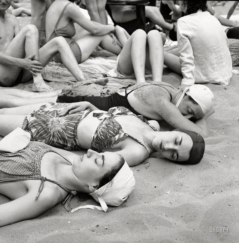 Sands of Glen Echo: 1943