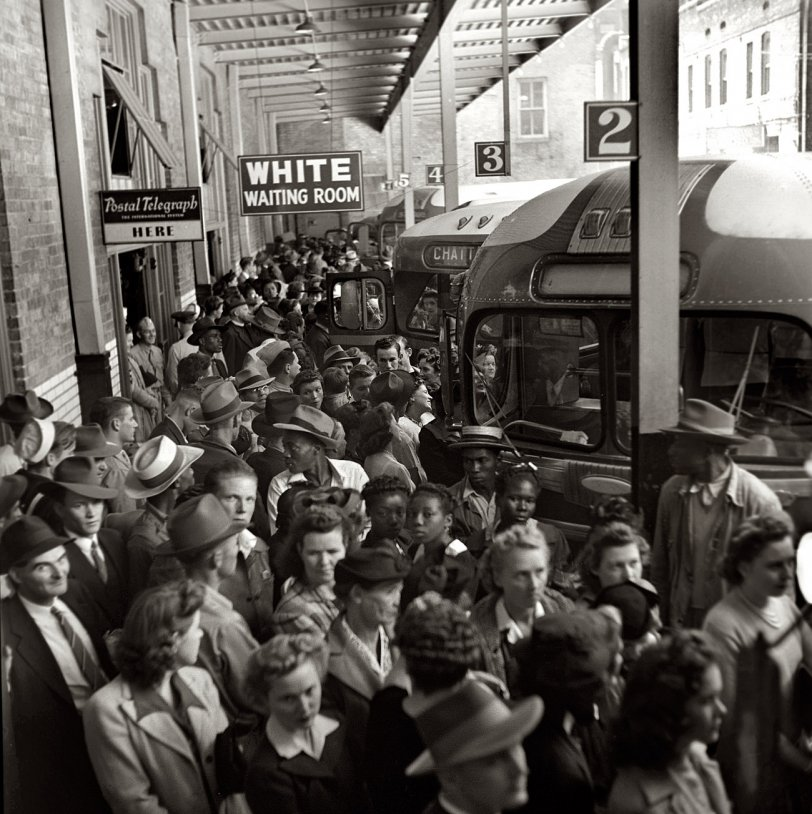 Waiting in Memphis: 1943